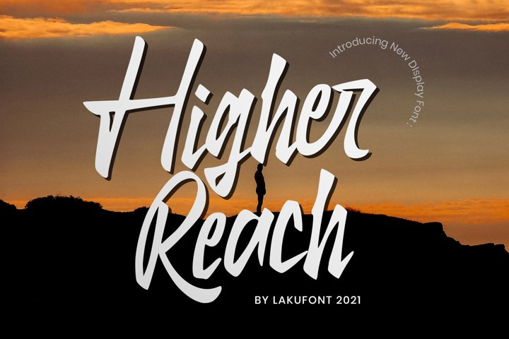 Higher Reach
