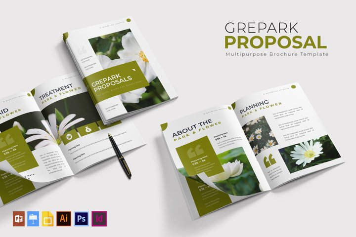 Grepark | Proposal Template