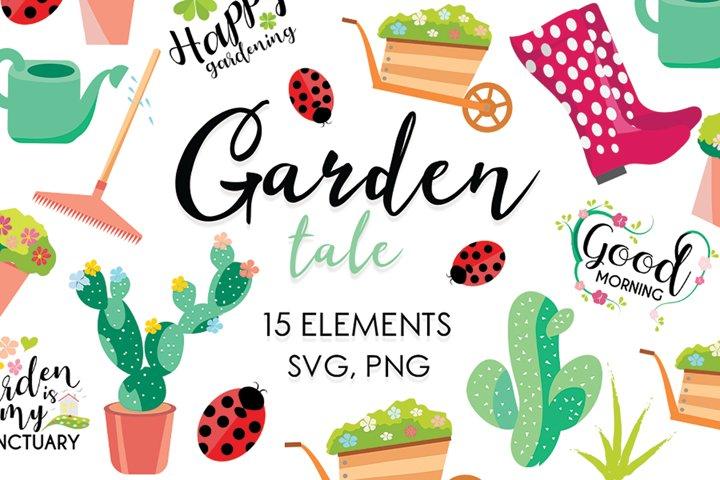Sunflower, Floral, Flowers, Cactus, Plants, Succulent, Svg