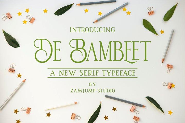 De Bambeet