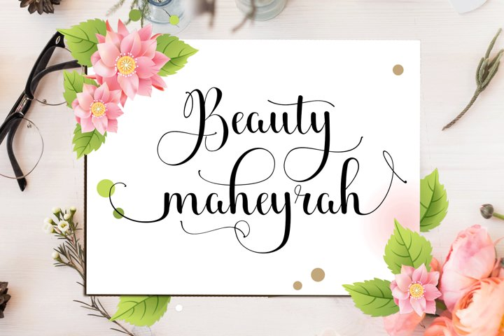 Beauty maheyrah