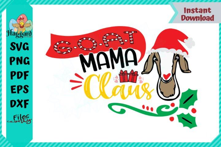 G.O.A.T Mama Claus