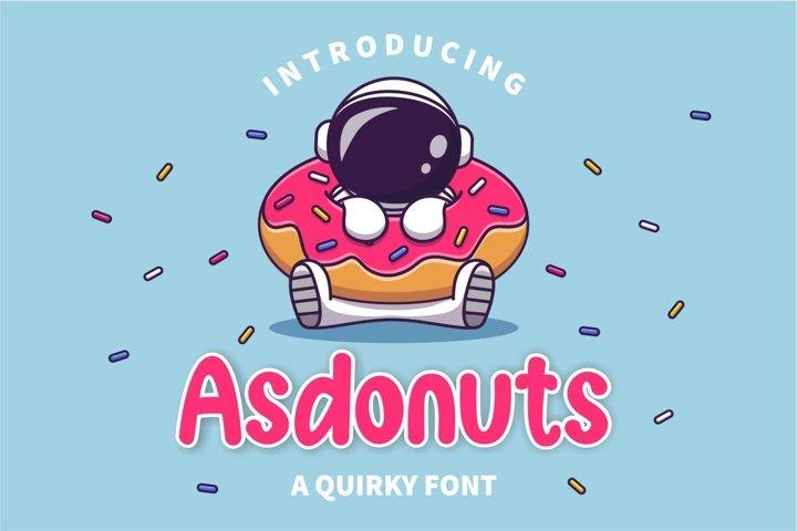 Asdonuts