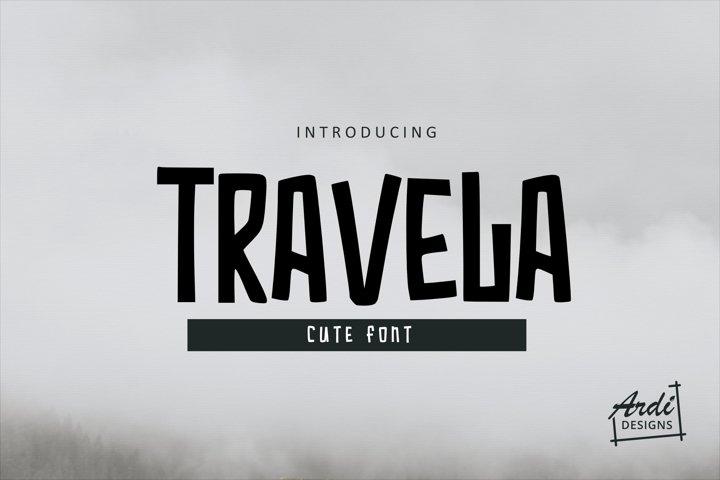 Travela Font
