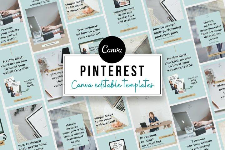 Pinterest Templates Canva, Canva Templates, Pinterest Pins