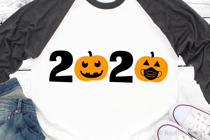 2020 Halloween SVG, DXF, PNG, EPS