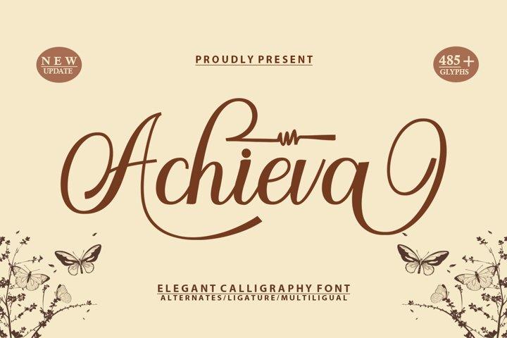 Achieva Script