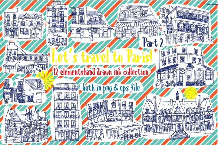 Lets Travel To Paris part 2!