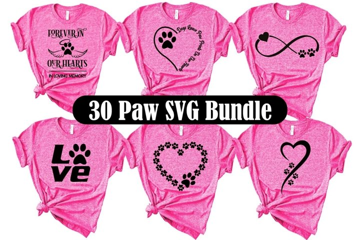 Paw svg bundle, paw svg, paw svgs,dog paw, animal paw,catpaw