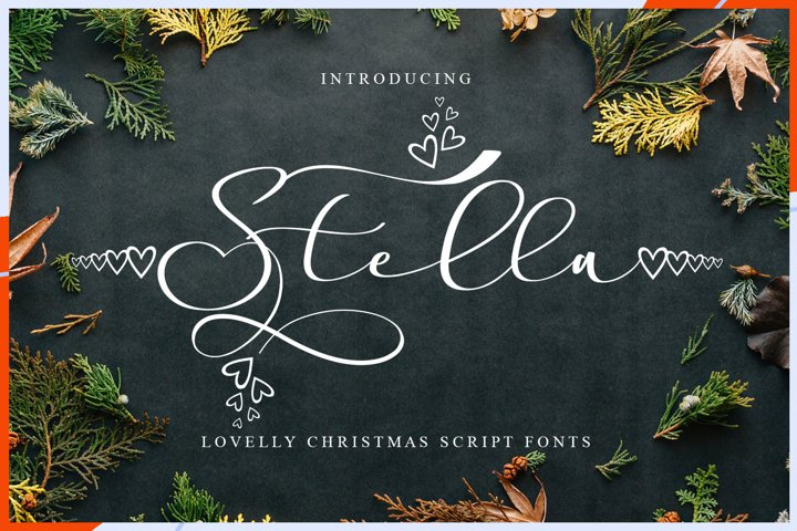 Stella Calligraphy