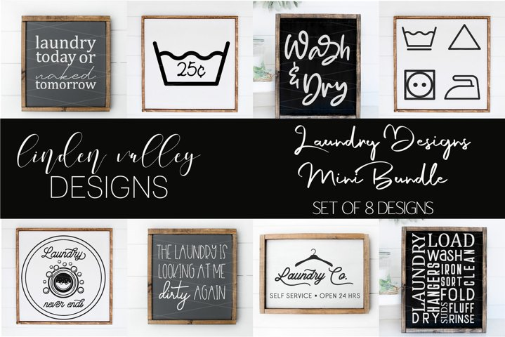 Laundry Designs Mini Bundle|Funny Laundry SVG
