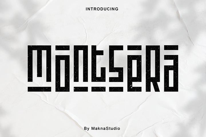 Montsera