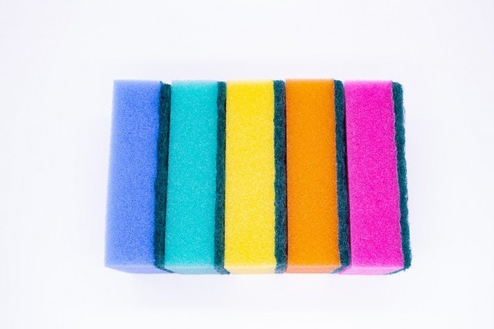Sponges for washing dishes - 6