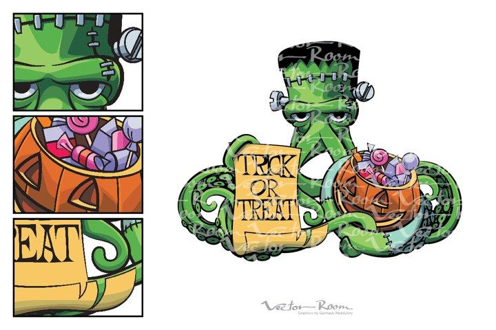 Octopus the Frankenstein