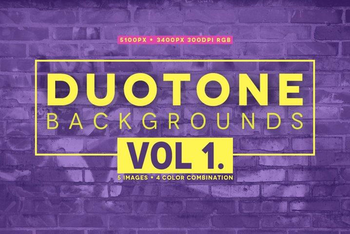 20 Duotone backgrounds