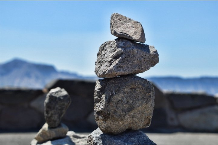 Stock Photo, Zen, Stones, Spiritual , Cairn, Rock Balancing