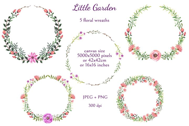 Little Garden example 7
