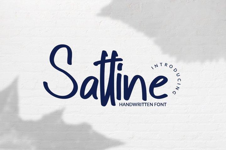 Sattine - Handwritten Lovely Valentines