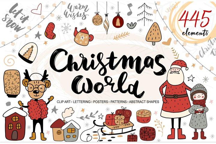 Christmas World - holiday collection