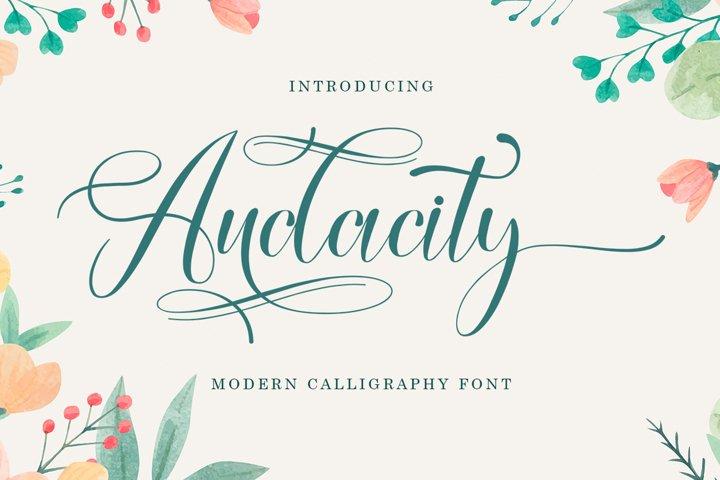 Audacity Script