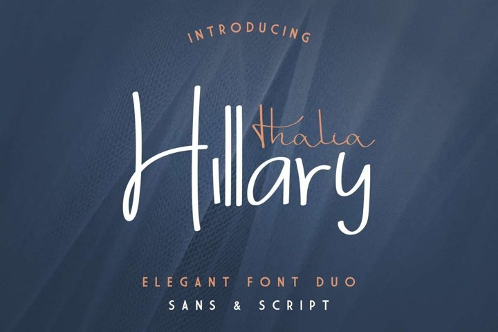 Thalia Hillary