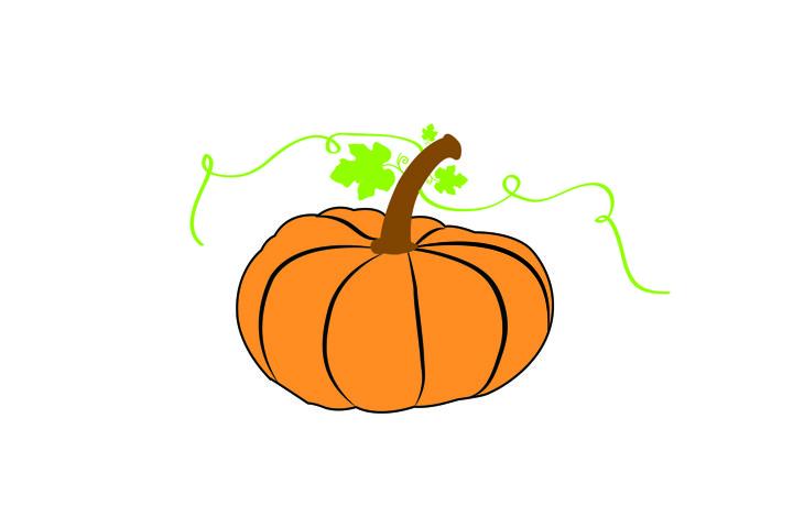 Pumpkin Bundle - SVG cut File - T shirt Deign, Mug Design