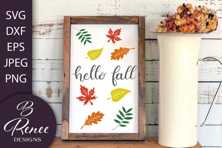 Fall Leaves Bundle