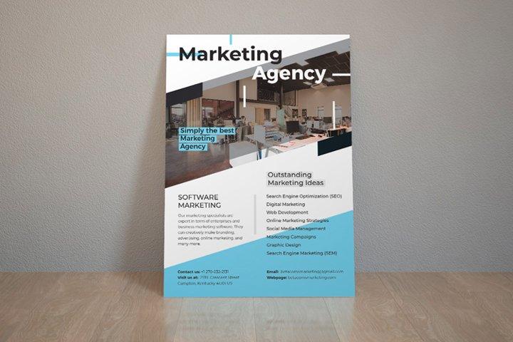 Corporate Marketing Multi-Purpose Flyer