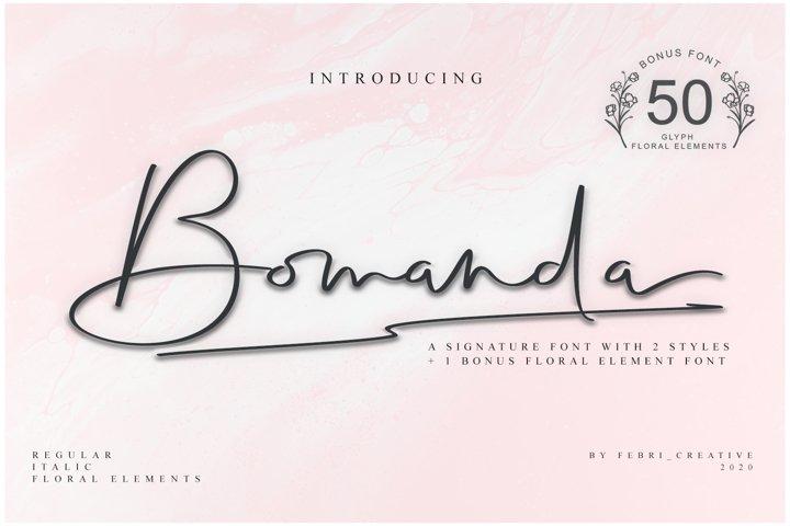 Bomanda Signature