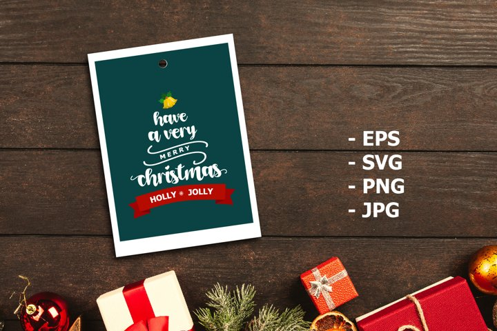 Have a very Merry Christmas svg