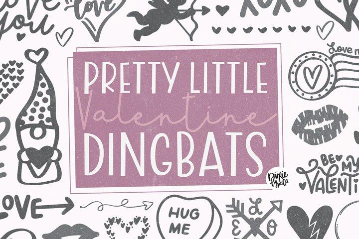 Valentines Day Dingbats