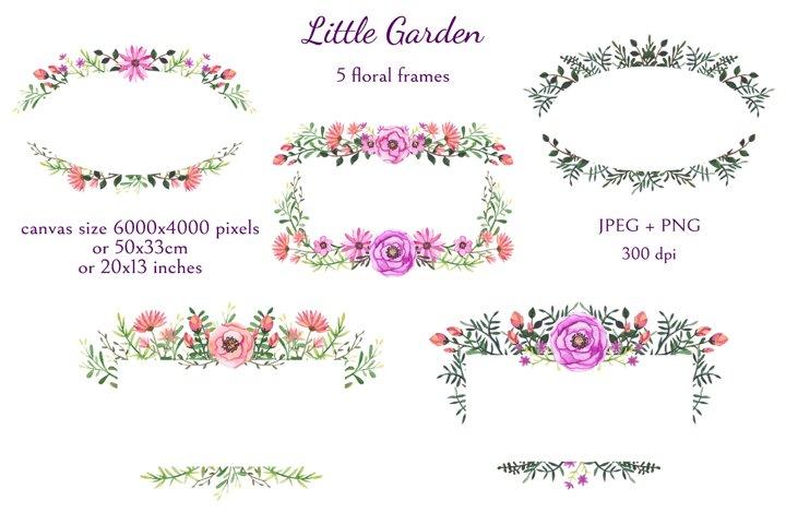 Little Garden example 5
