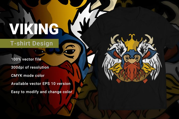 Viking | T-Shirt Design
