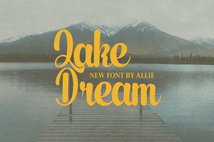 Lake Dream