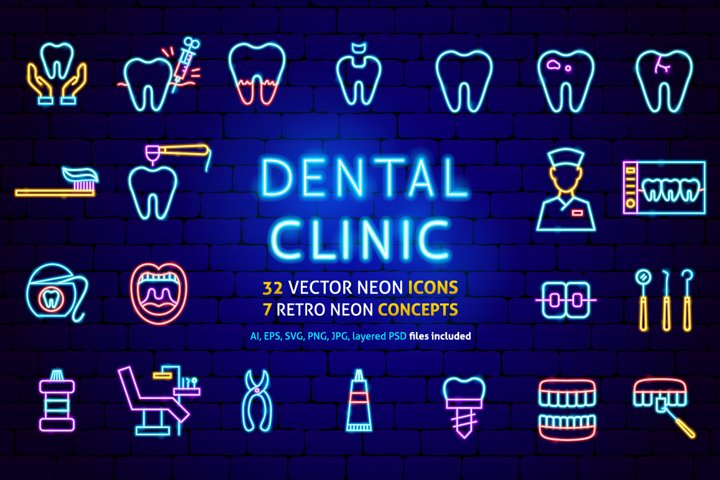 Dental Neon