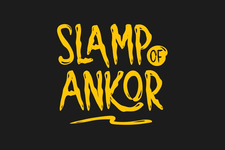 SLAMP OF ANKOR
