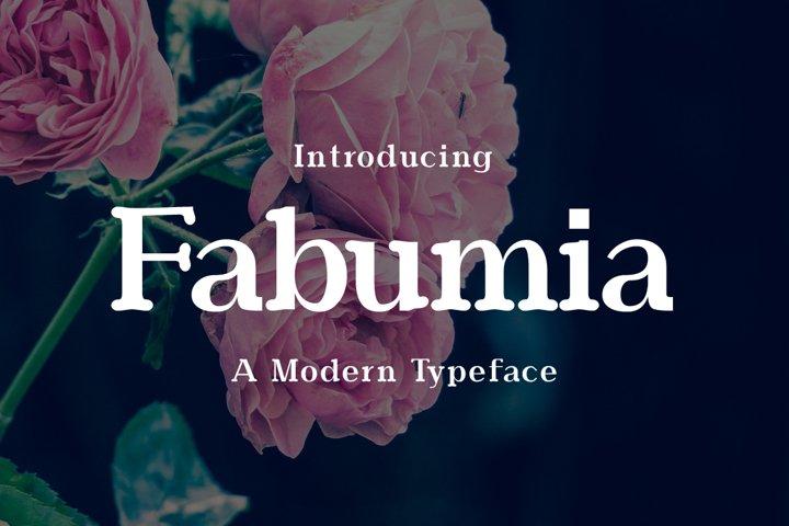 Fabumia