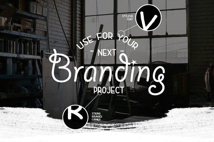 Rainday Typeface Font - Free Font of The Week Design0