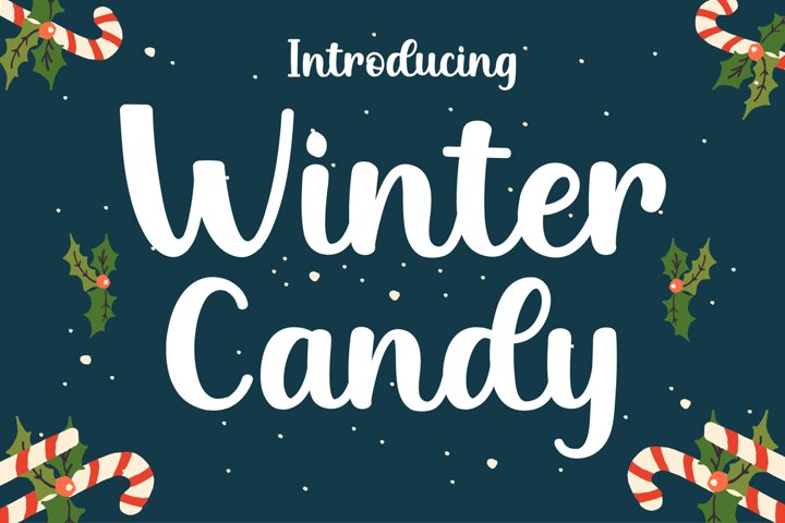 Winter Candy