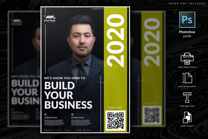 Multipurpose Corporate Flyer Template Vol. 6