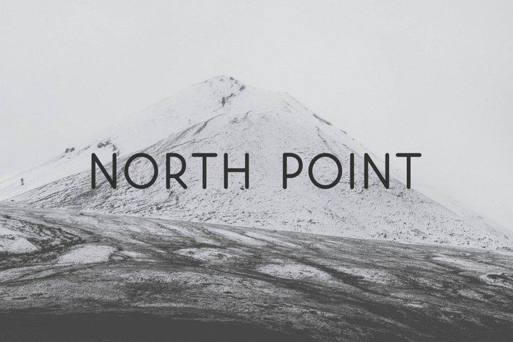 North Point | Sans Serif