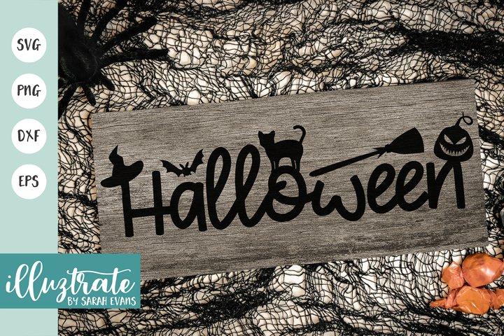 Halloween SVG Cut File | Halloween SVG