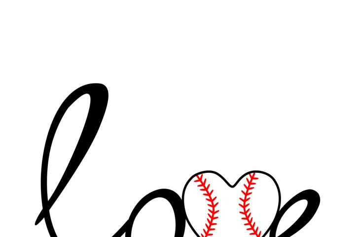 Download Baseball Love Svg 62700 Svgs Design Bundles