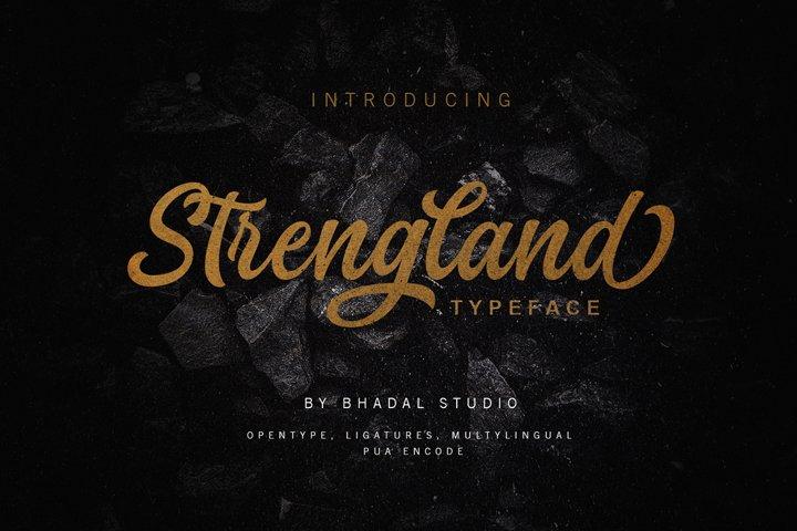 Strengland