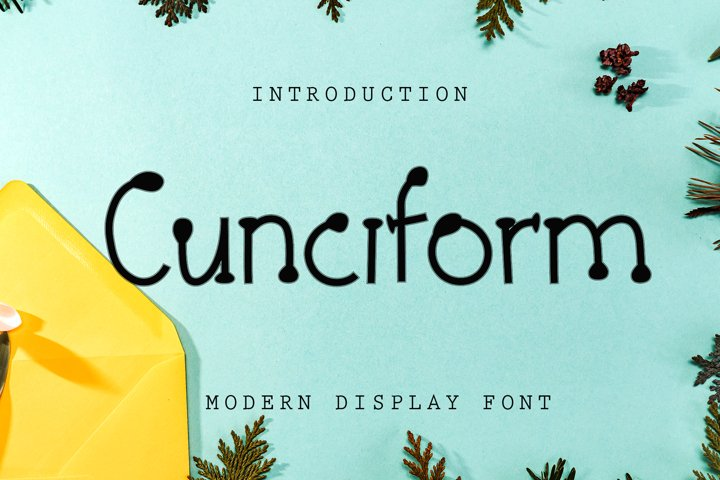 Cunciform