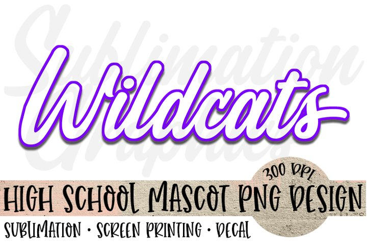 Mascot Sublimation Graphic