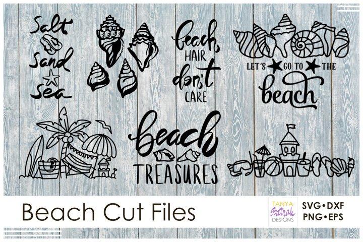 Beach Cut Files