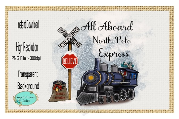 All Aboard North Pole Express