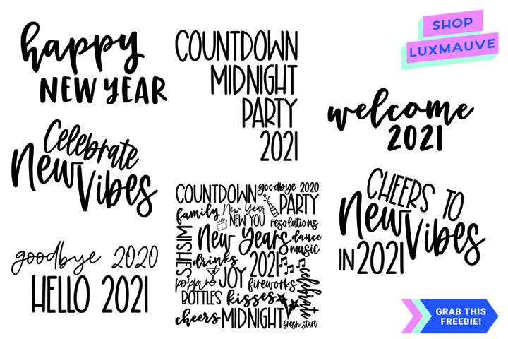2021 New Year Bundle