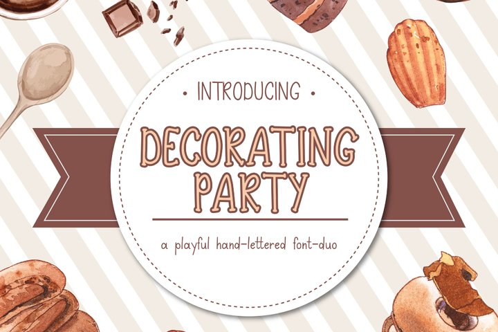 Decorating Party